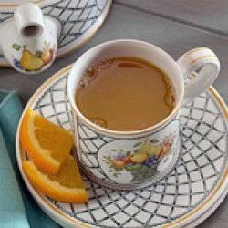 چای دارچین پرتقالی